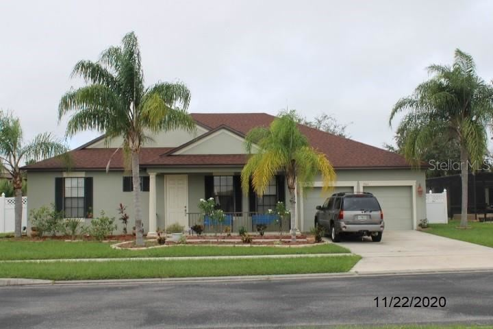 Photo of 3961 BLOSSOM DEW DRIVE, KISSIMMEE, FL 34746 (MLS # S5043122)