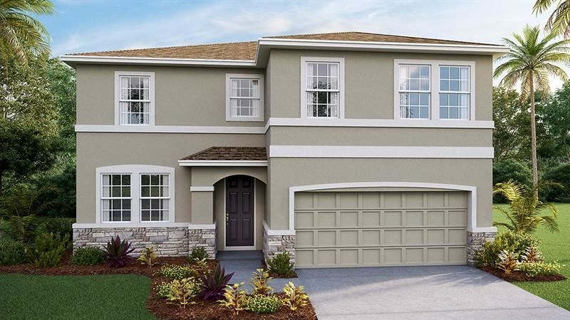 33103 SAND CREEK DRIVE, Wesley Chapel, FL 33543 - MLS#: T3259123