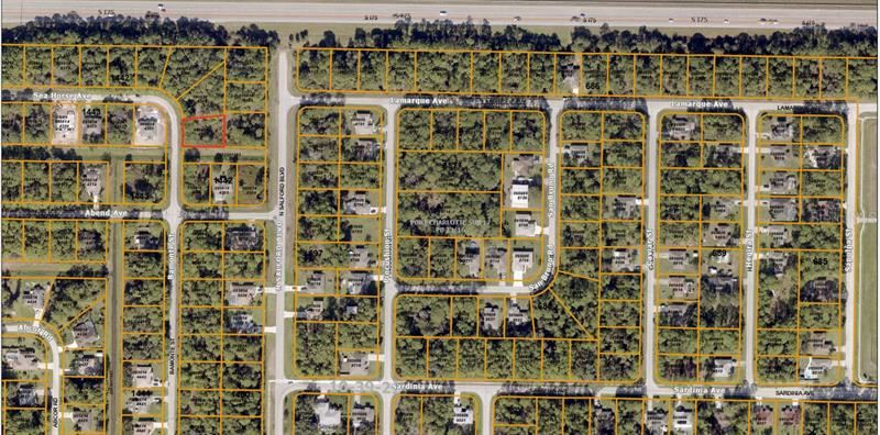 Photo of BAMONTE STREET, NORTH PORT, FL 34286 (MLS # C7433124)