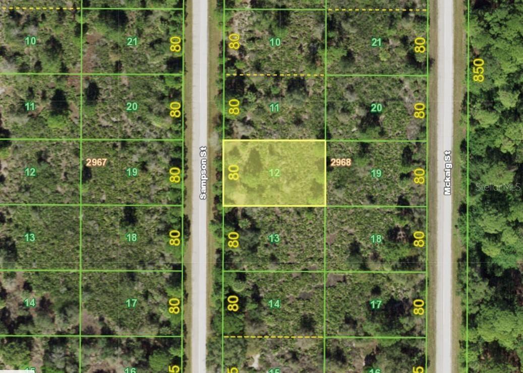 Photo of 2464 SAMPSON STREET, PORT CHARLOTTE, FL 33953 (MLS # D6121124)