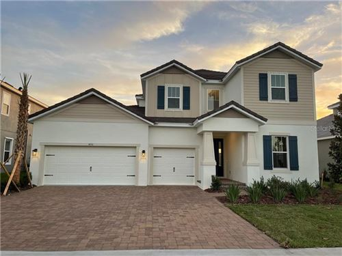 Photo of 4331 BARBOUR TRAIL, ODESSA, FL 33556 (MLS # J925125)