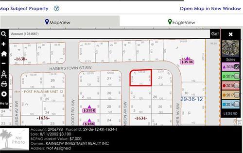Photo of 911 HANSON AVENUE SW, PALM BAY, FL 32908 (MLS # W7830125)