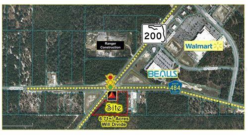 Photo of SW HWY 200 / COLLEGE RD, OCALA, FL 34481 (MLS # G5030126)