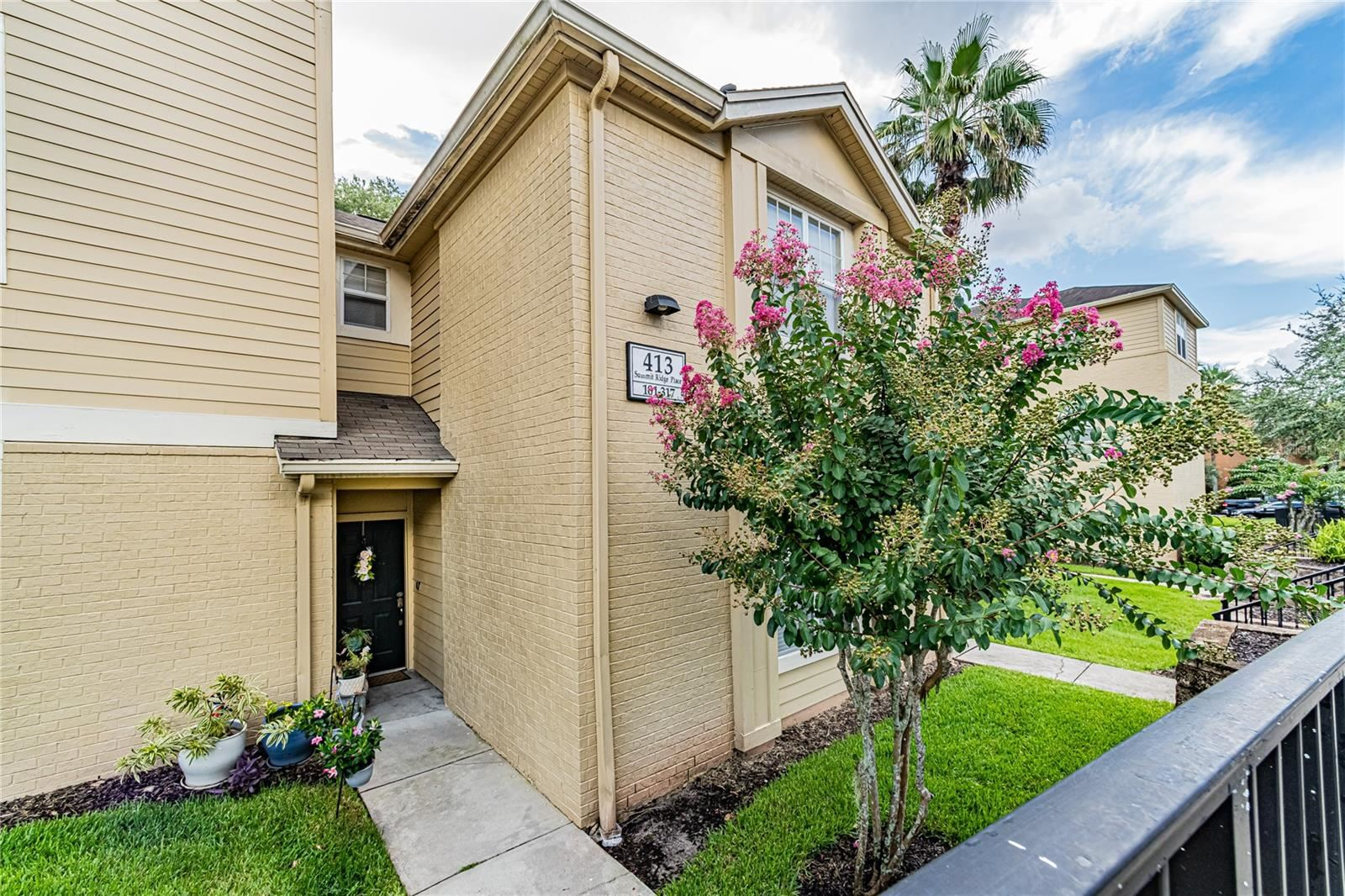 413 SUMMIT RIDGE PLACE #201, Longwood, FL 32779 - #: O5960127