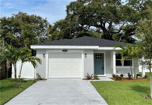 Photo of 6346 28 STREET N, SAINT PETERSBURG, FL 33702 (MLS # U8126128)