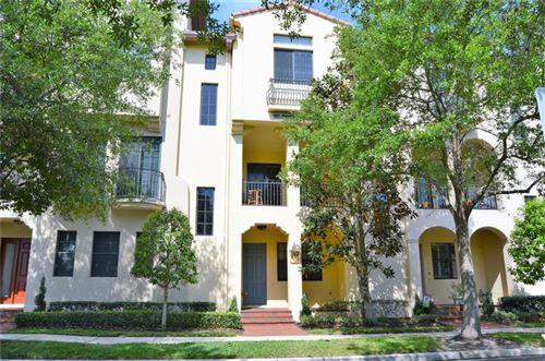 Photo of 6039 PRINTERY STREET #107, TAMPA, FL 33616 (MLS # T3306129)
