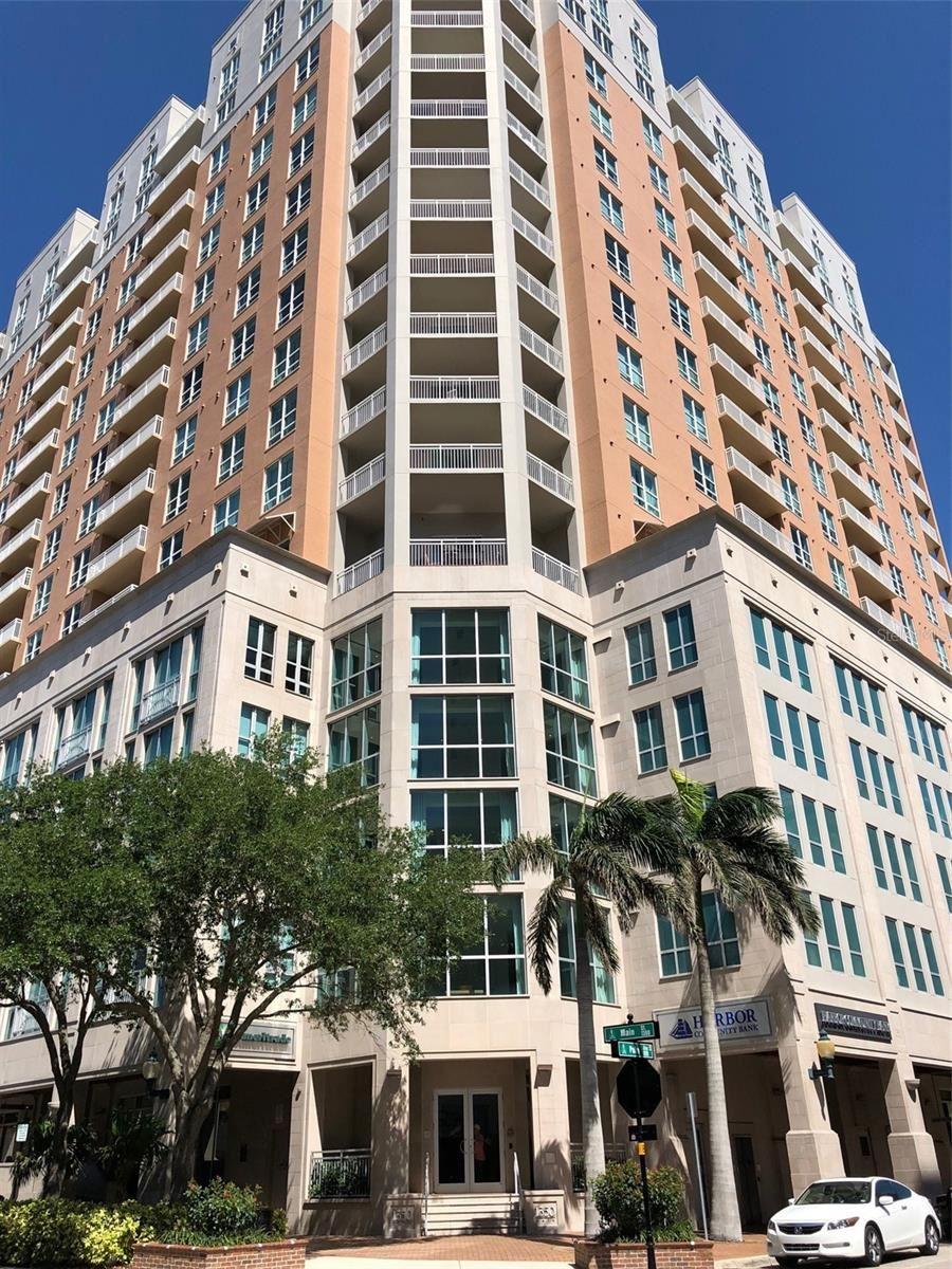 1350 MAIN STREET #1304, Sarasota, FL 34236 - #: A4507129