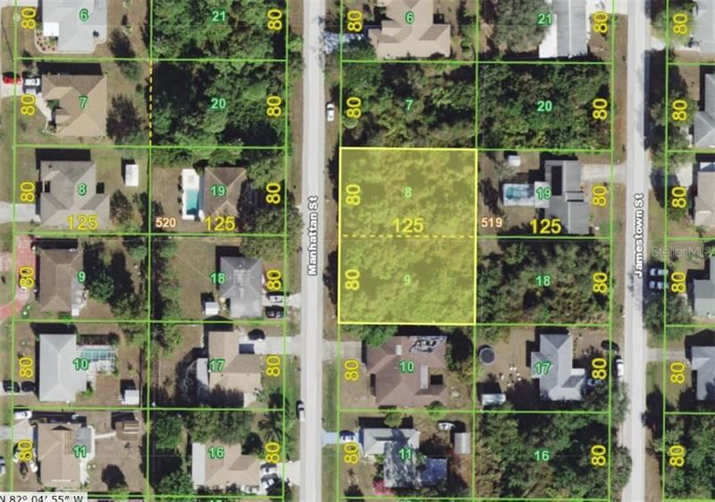 Photo of 3294 & 3302 MANHATTAN STREET, PORT CHARLOTTE, FL 33952 (MLS # D6113129)