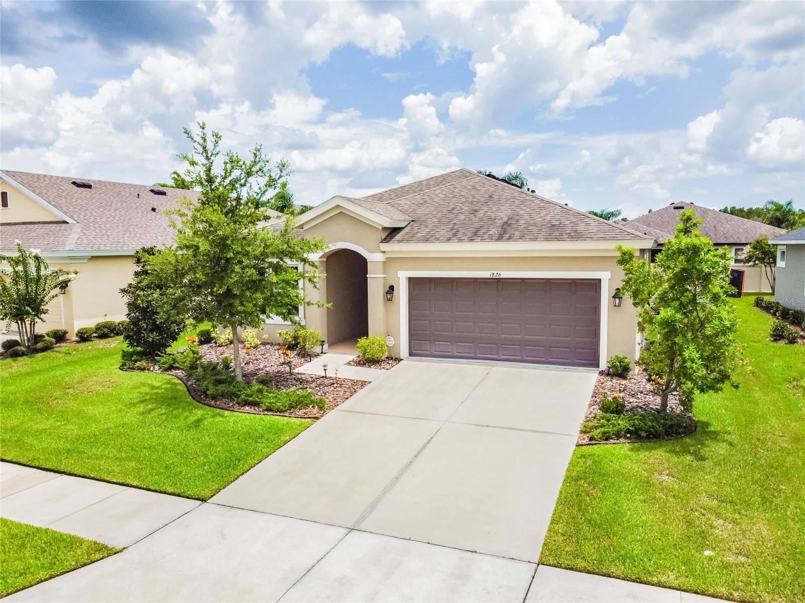 1826 TALLULAH TERRACE, Wesley Chapel, FL 33543 - MLS#: W7836129