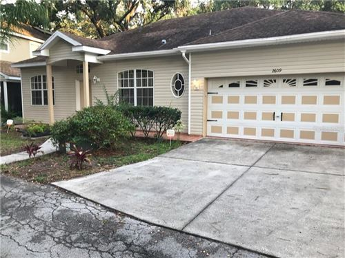 Photo of 2609 CELLO LANE, LUTZ, FL 33559 (MLS # T3163130)