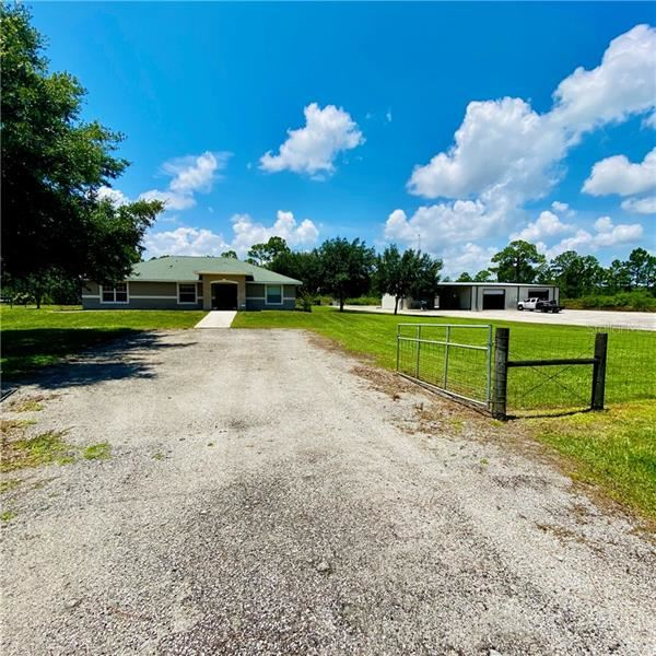 706 MANDARIN STREET, Lake Placid, FL 33852 - #: C7431130
