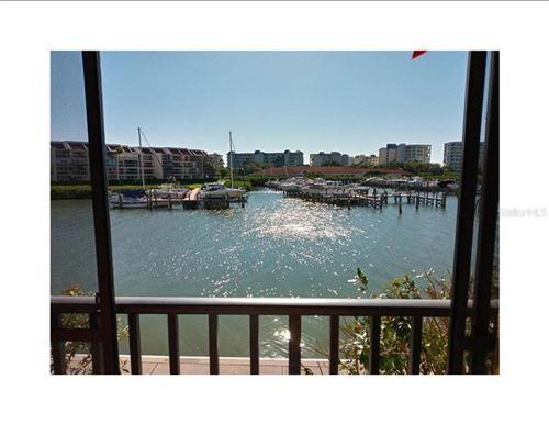 Photo of 7600 SUN ISLAND DR S #206, SOUTH PASADENA, FL 33707 (MLS # U8101131)