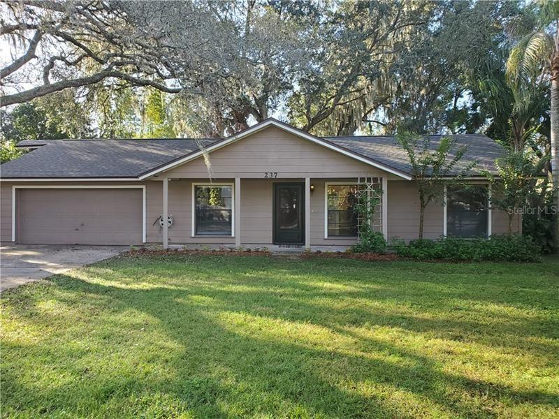 237 RUTH BOULEVARD, Longwood, FL 32750 - #: O5901131