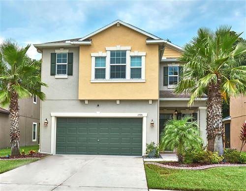 Photo of 1595 LUDINGTON AVENUE, WESLEY CHAPEL, FL 33543 (MLS # T3320132)