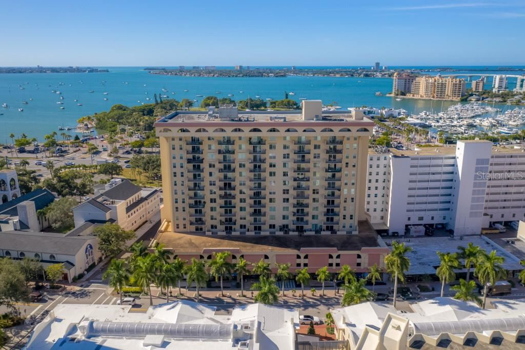 101 S GULFSTREAM AVENUE #8B, Sarasota, FL 34236 - #: A4454132