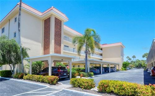 Photo of 1215 S PORTOFINO DRIVE #301, SARASOTA, FL 34242 (MLS # A4454133)