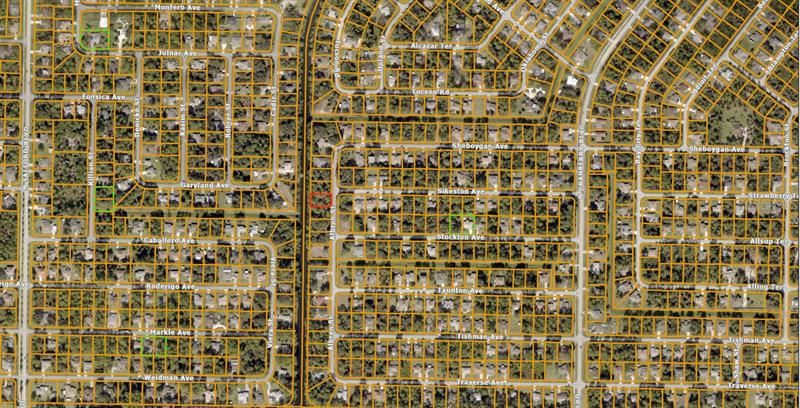 Photo of ALBREN STREET, NORTH PORT, FL 34286 (MLS # C7433133)