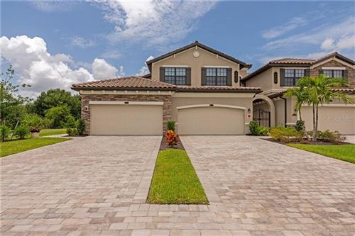 Photo of 5940 WAKE FOREST RUN #101, LAKEWOOD RANCH, FL 34211 (MLS # A4473134)
