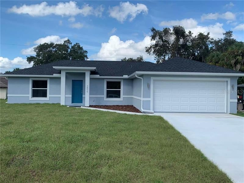 Photo of 3895 HADDEN TERRACE, NORTH PORT, FL 34287 (MLS # A4482134)