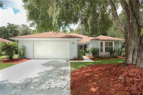 Photo of 3408 BROOKRIDGE LANE, PARRISH, FL 34219 (MLS # A4475135)