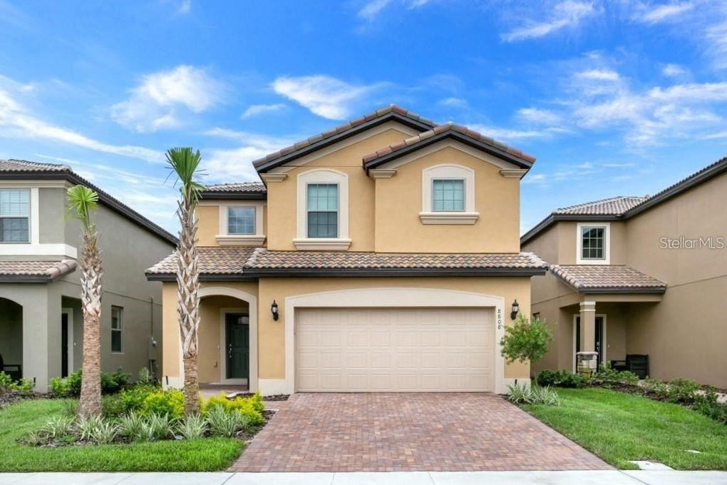 8808 CORCOVADO DRIVE, Kissimmee, FL 34747 - #: O5981135