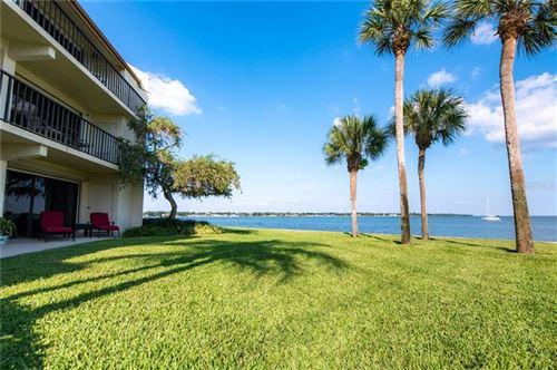 Photo of 7500 SUNSHINE SKYWAY LANE S #T8, ST PETERSBURG, FL 33711 (MLS # U8110137)