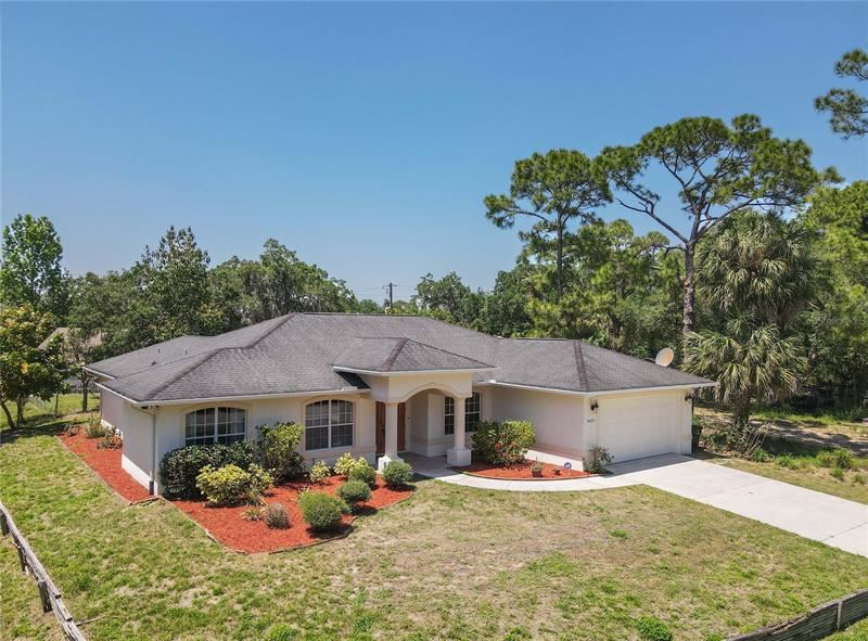 Photo of 5491 ALIBI TERRACE, NORTH PORT, FL 34286 (MLS # C7442138)