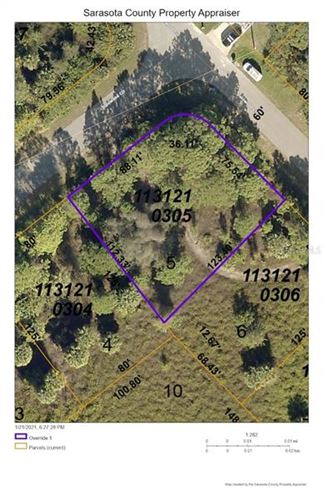 Photo of LOT 5 DALEWOOD CIRCLE, NORTH PORT, FL 34288 (MLS # D6116139)
