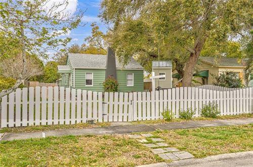 Photo of 1299 35TH AVENUE N, ST PETERSBURG, FL 33704 (MLS # U8114139)