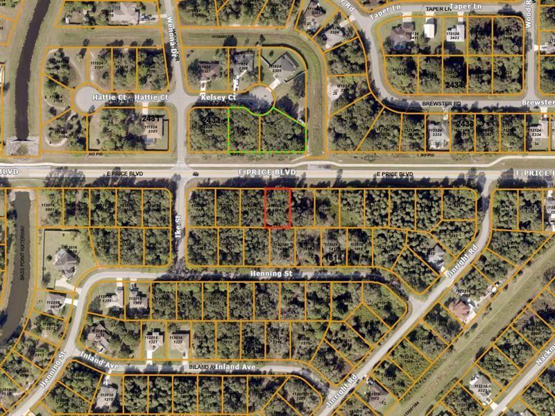 Photo of E PRICE BOULEVARD, NORTH PORT, FL 34288 (MLS # A4478139)