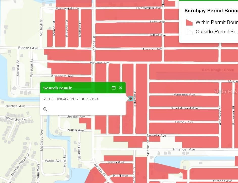 Photo of 2111 LINGAYEN STREET, PORT CHARLOTTE, FL 33953 (MLS # D6121140)
