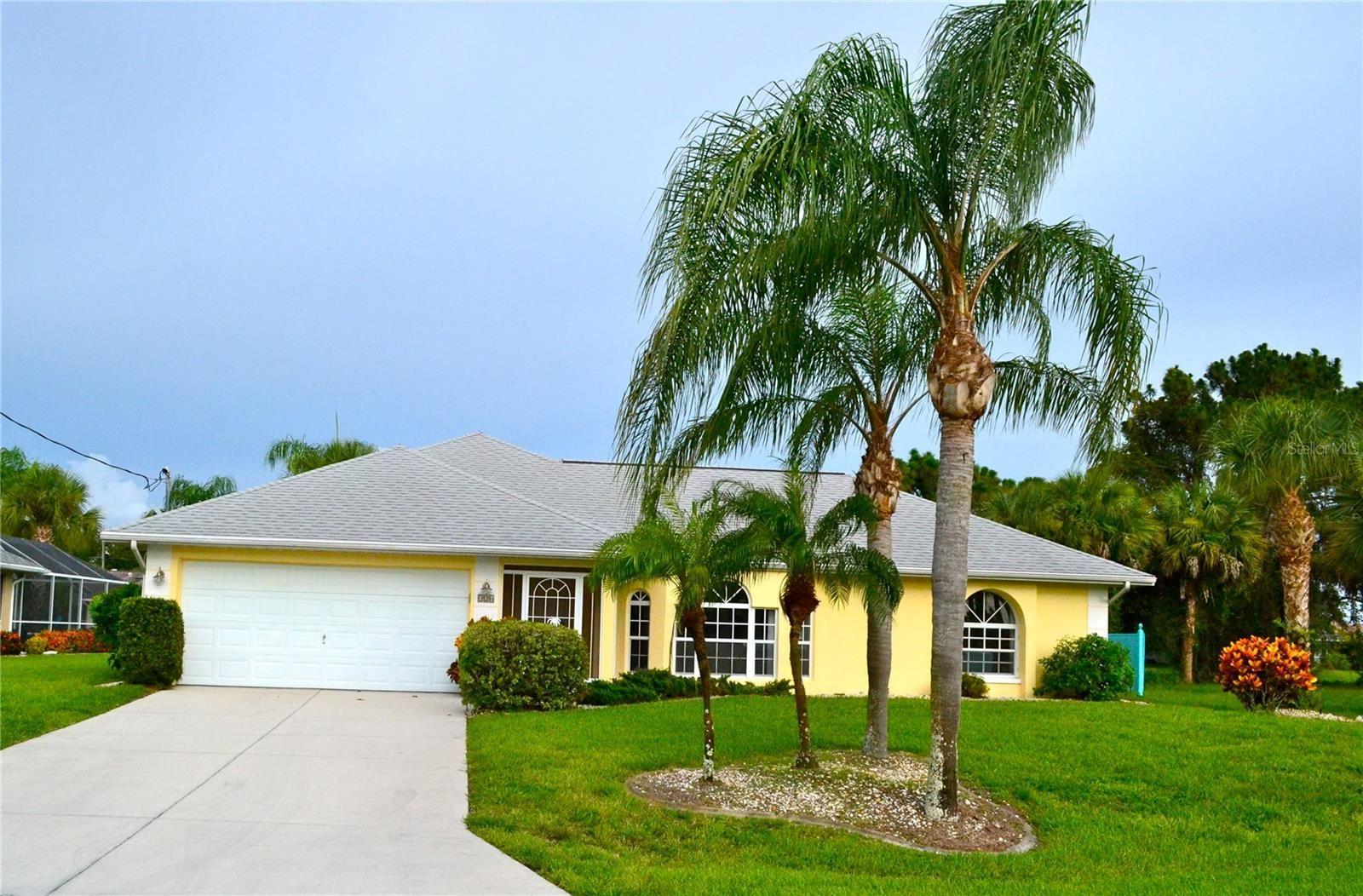 Photo of 126 LONG MEADOW LANE, ROTONDA WEST, FL 33947 (MLS # D6120141)