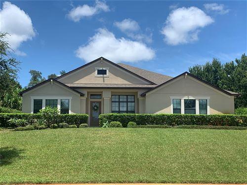 Photo of 217 GLEN ABBEY LANE, DEBARY, FL 32713 (MLS # V4920142)