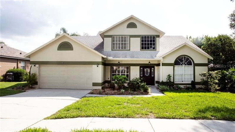 Photo for 4512 OAK RIVER CIRCLE, VALRICO, FL 33596 (MLS # T3174142)