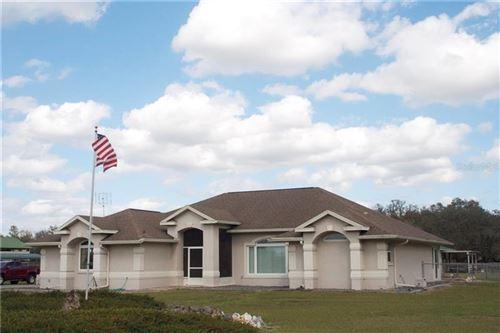 Photo of 19951 SE 15TH PLACE, MORRISTON, FL 32668 (MLS # OM600143)