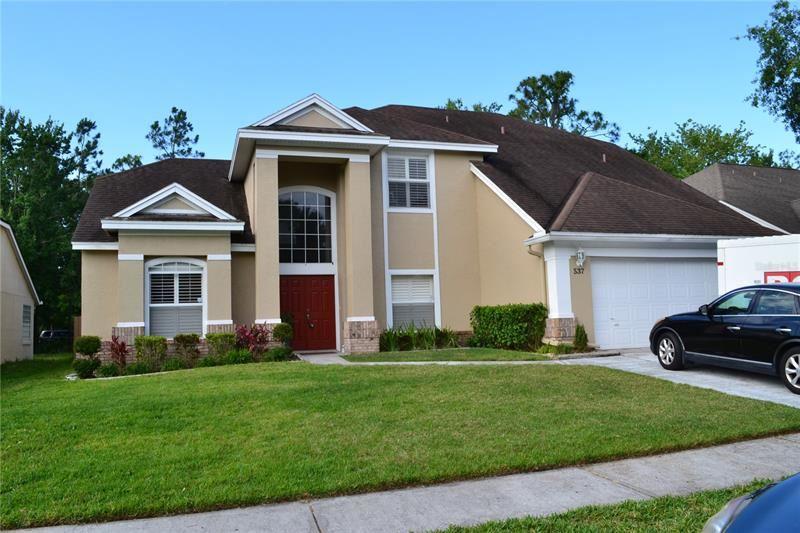537 WATERSCAPE WAY, Orlando, FL 32828 - #: V4919143