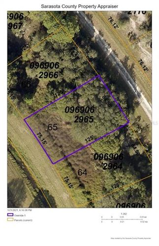 Photo of LOT 65 CONSTITUTION DRIVE, NORTH PORT, FL 34291 (MLS # D6116144)