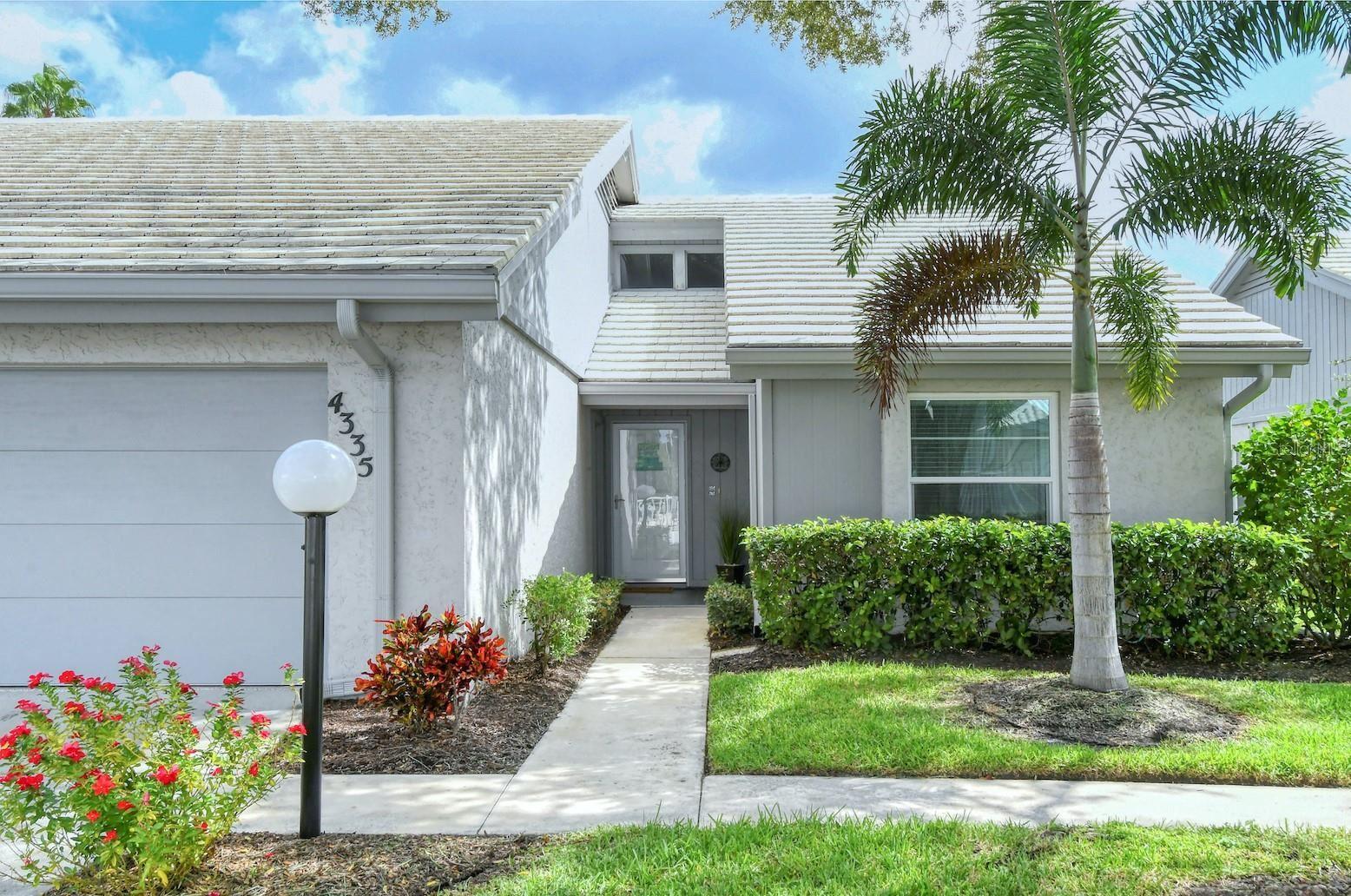4335 BRITTANY LANE #60, Sarasota, FL 34233 - #: A4512145