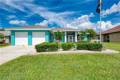 Photo of 609 ROTONDA CIRCLE, ROTONDA WEST, FL 33947 (MLS # A4456146)