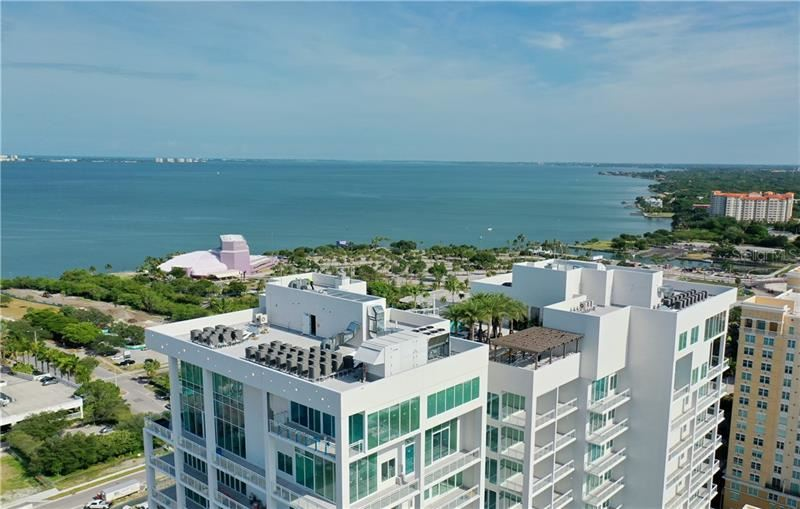 Photo of 540 N TAMIAMI TRAIL #1102, SARASOTA, FL 34236 (MLS # A4473146)