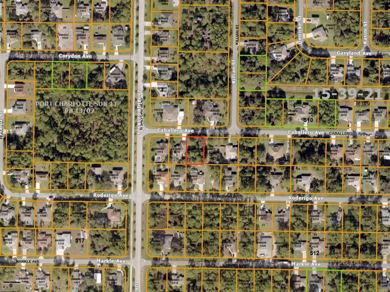Photo of CABALLERO AVENUE, NORTH PORT, FL 34286 (MLS # A4478147)