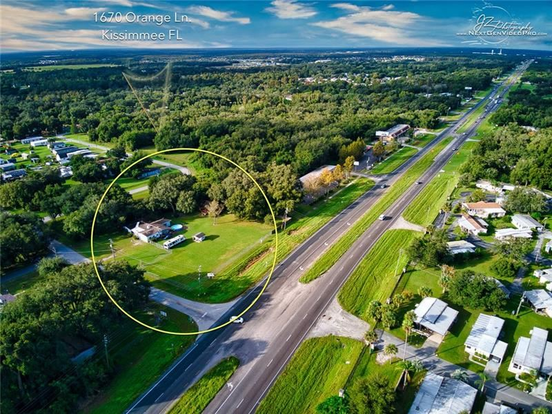 0 ORANGE BLOSSOM TRAIL, Kissimmee, FL 34746 - #: P4913147