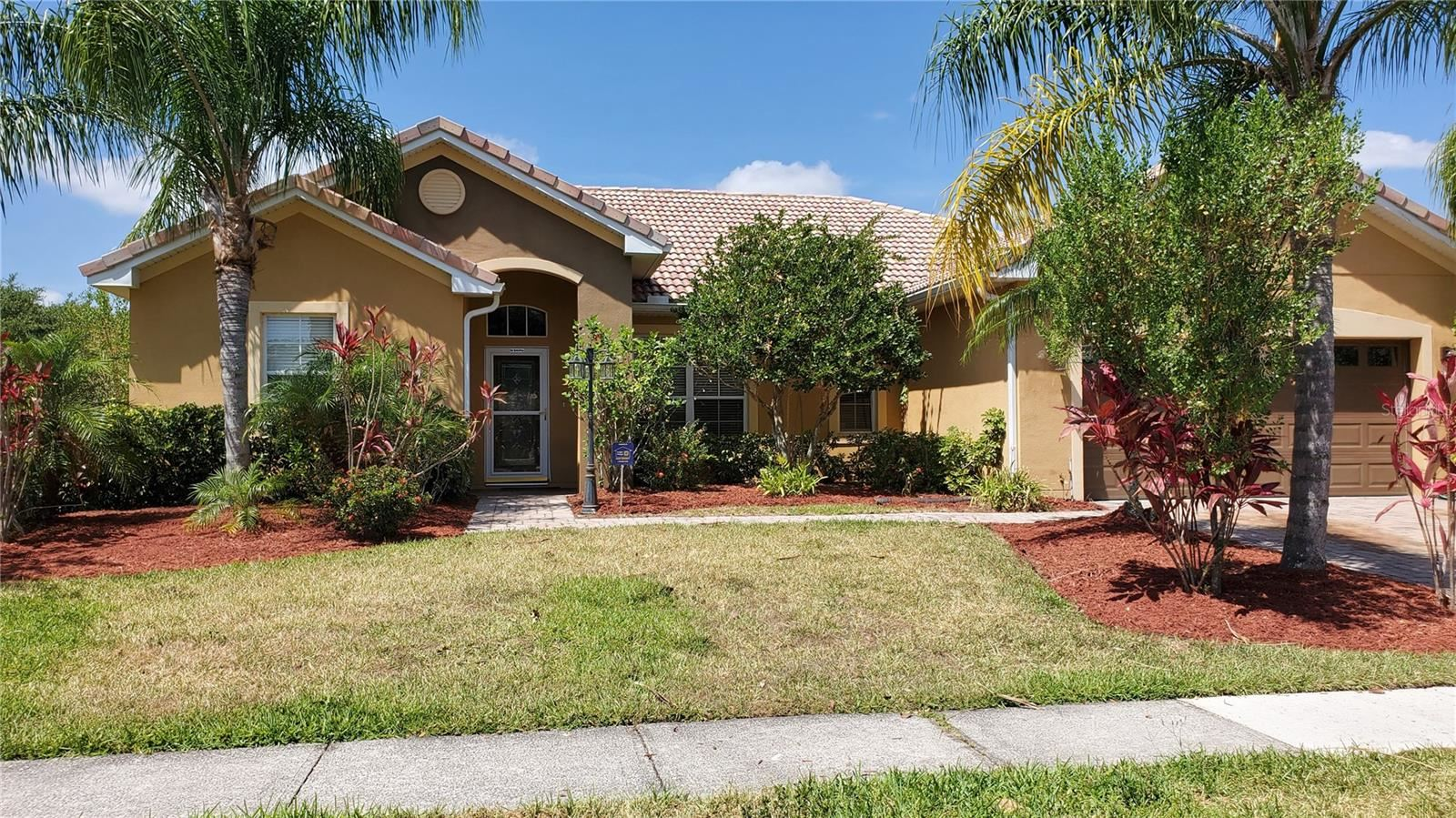 3560 FOREST PARK DRIVE, Kissimmee, FL 34746 - #: S5051149