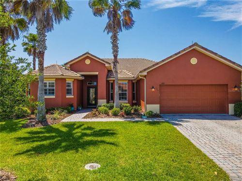 Photo of 732 VOLTERRA BOULEVARD, POINCIANA, FL 34759 (MLS # O5938150)