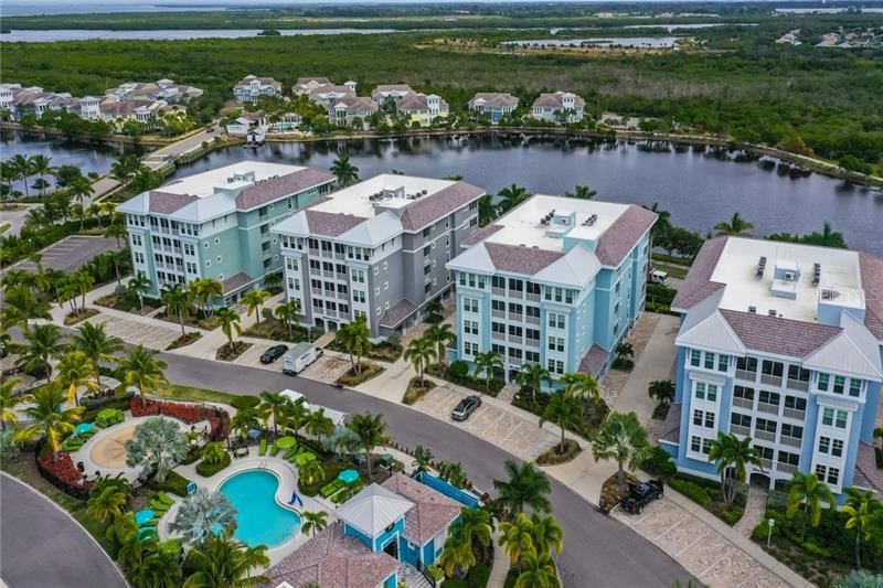 Photo of 387 ARUBA CIRCLE #303, BRADENTON, FL 34209 (MLS # O5882150)