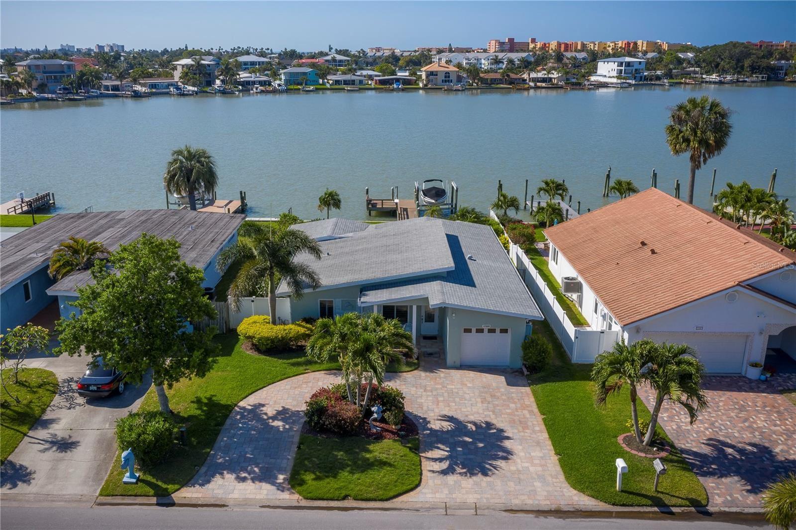 17049 DOLPHIN DRIVE, North Redington Beach, FL 33708 - MLS#: U8131152