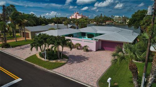 Photo of 3730 BELLE VISTA DRIVE, ST PETE BEACH, FL 33706 (MLS # U8136154)