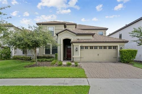 Photo of 1431 ROLLING FAIRWAY DRIVE, CHAMPIONS GATE, FL 33896 (MLS # O5894155)