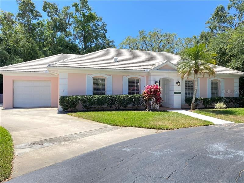 Photo of 1 ANTIGUA CIRCLE #3, ENGLEWOOD, FL 34223 (MLS # A4497155)