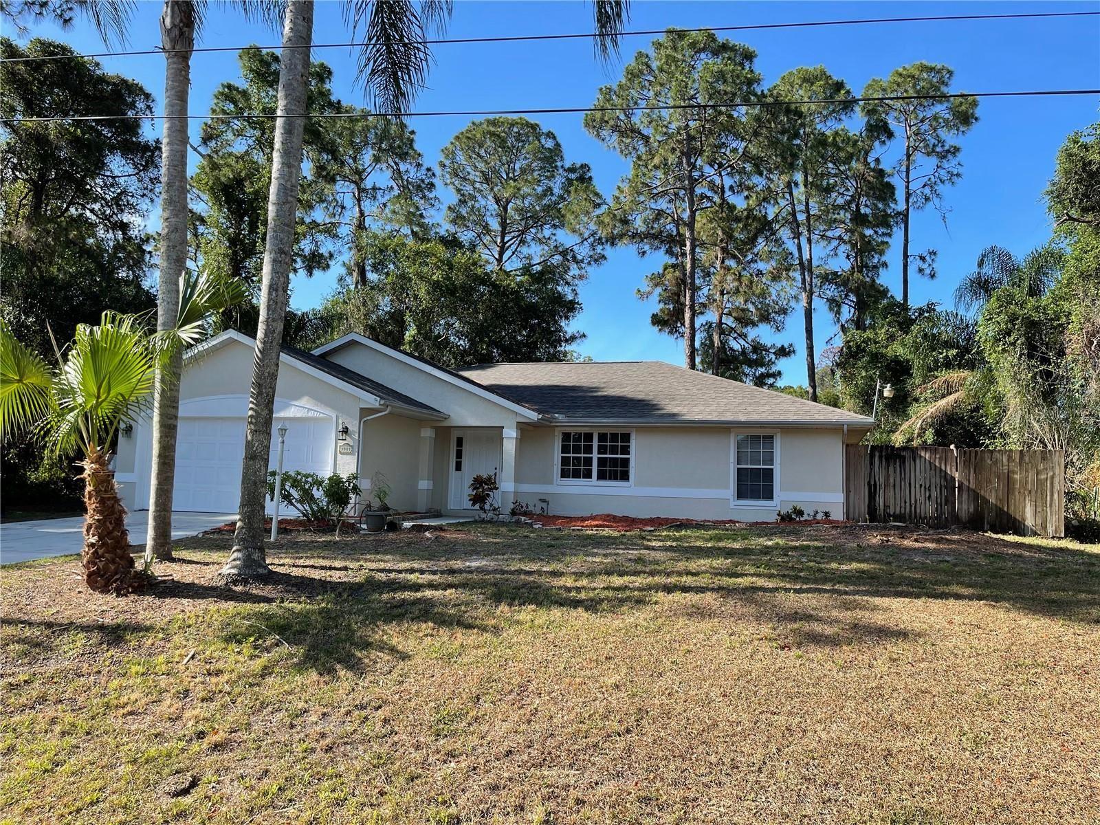 3581 PARTRIDGE AVENUE, North Port, FL 34286 - #: C7444155